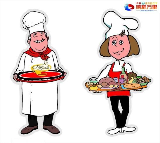 厨师个人求职简历自我评价