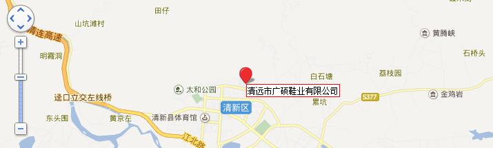 清远市广硕鞋业有限公司简介